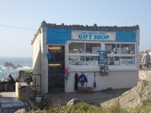 The Lizard: The Lizard Point Gift Shop