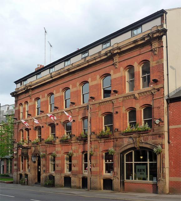 80 Great Bridgewater Street, Manchester