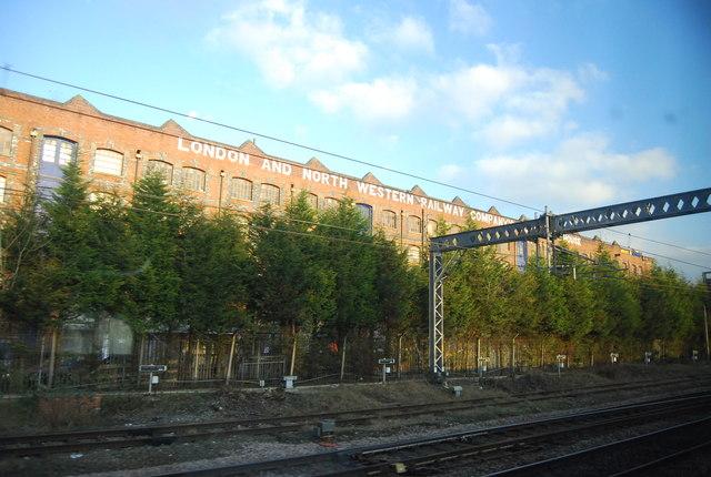 London and North Western Railway's Warehouse