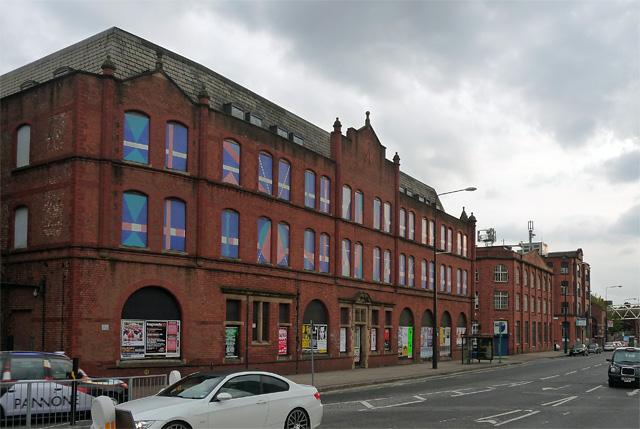 2-12 Whitworth Street West, Manchester
