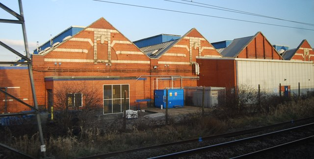 McVities Factory