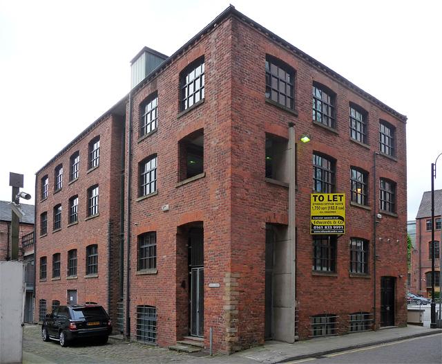 4 Jordan Street, Manchester