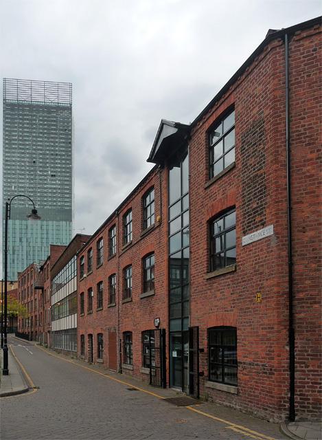 Constance Street, Manchester