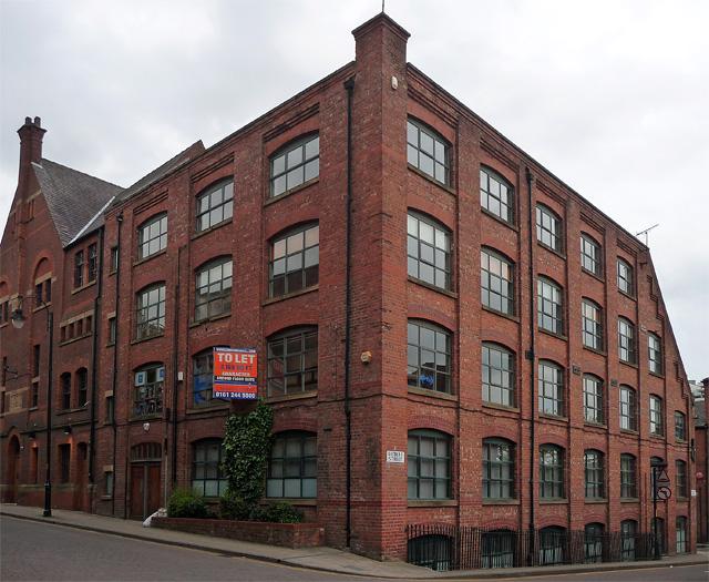 8 Hewitt Street, Manchester
