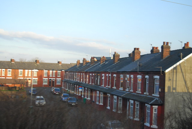 Terraced houses, Levenshulme