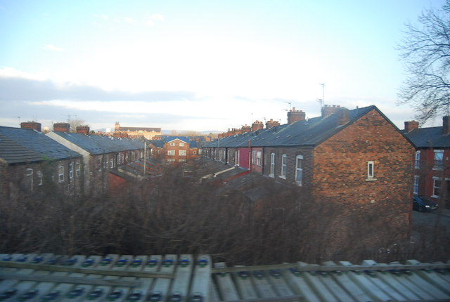 Back to back terraces, Levenshulme