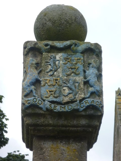 Crichton Arms on the Cross