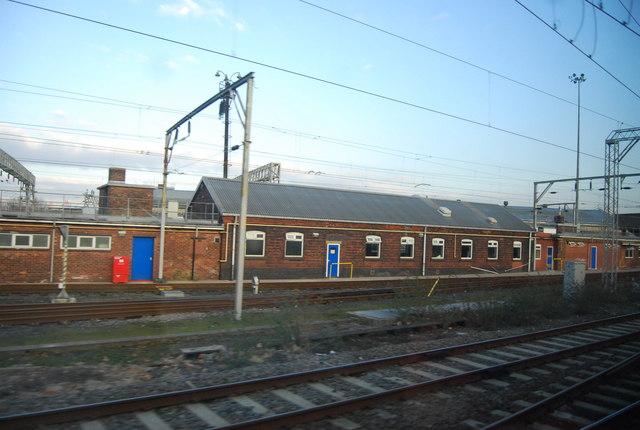 Longsight depot