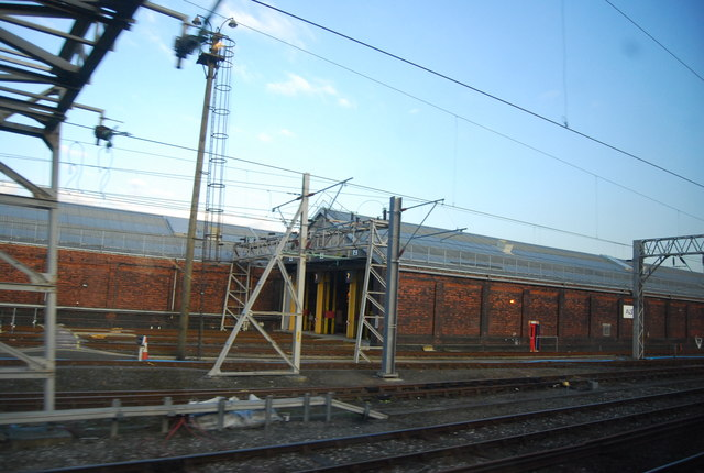 Sheds, Longsight Depot