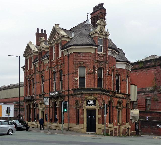 Star and Garter, Fairfield Street, Manchester