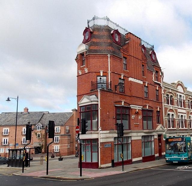 Castle Pointe, Shrewsbury