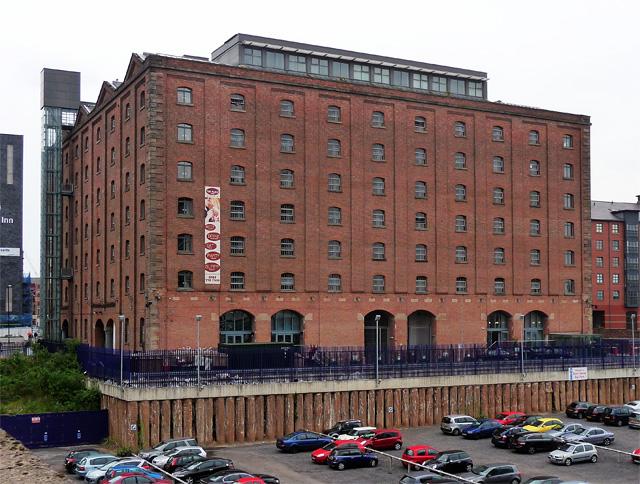 London Warehouse, Ducie Street, Manchester