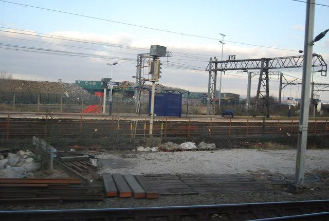 Ardwick Station