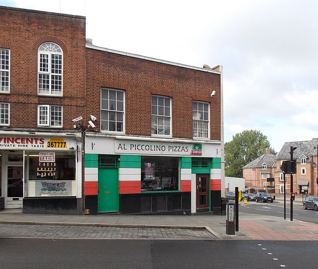 Al Piccolino Pizzas, Shrewsbury