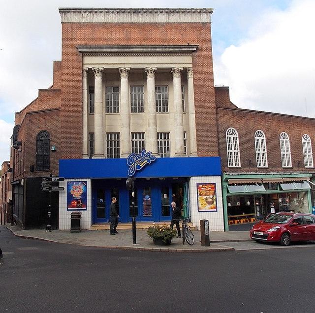 Gala Bingo, Shrewsbury