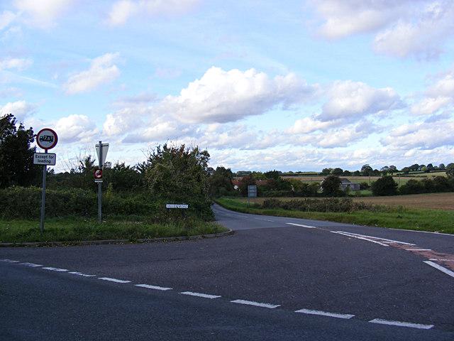 Valley Road, Cornard Tye