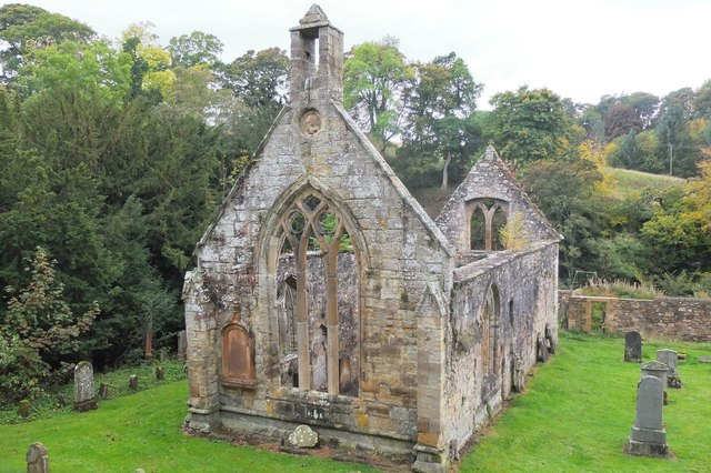 Temple Old Kirk