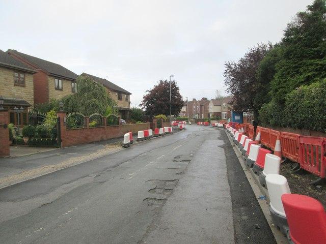 Ruskin Avenue - Bradford Road
