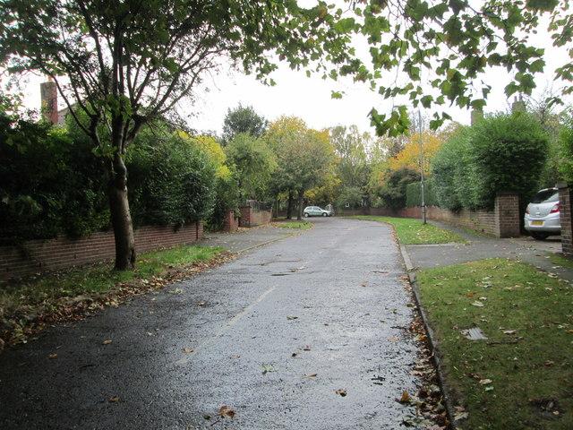 Broom Hall Avenue - Bradford Road
