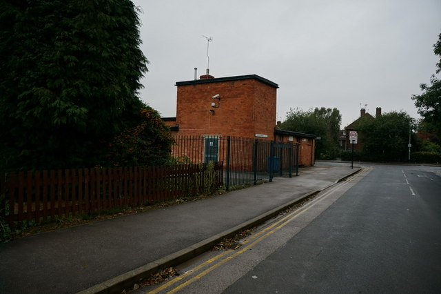 Sykes Street Clinic from Bourne Street, Hull