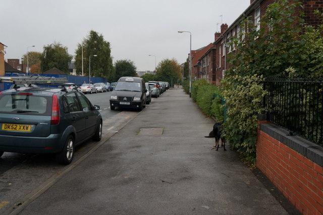 Sykes Street, Hull