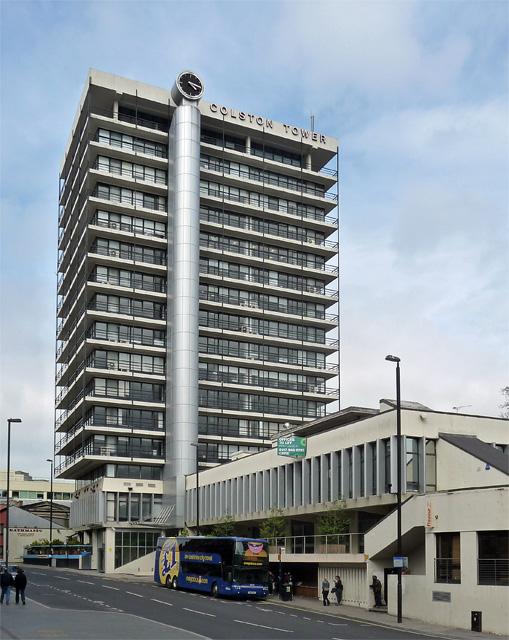 Colston Tower, Colston Avenue, Bristol