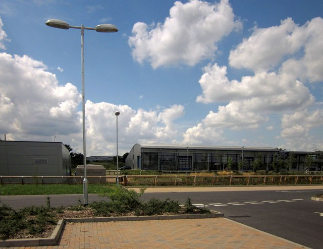 New business units near Exeter Airport