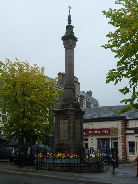 Moffat War Memorial