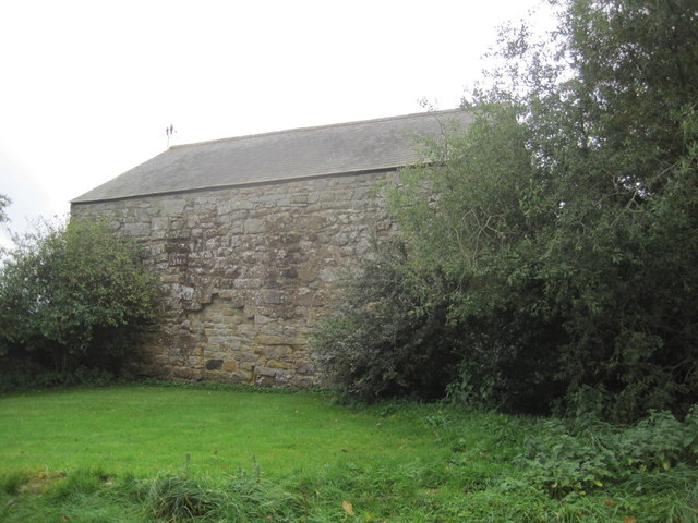 Gatehouse South Bastle