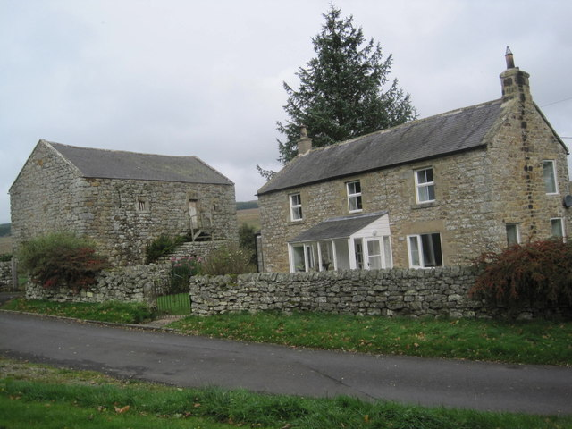 Farmhouse and North Bastle, Gatehouse