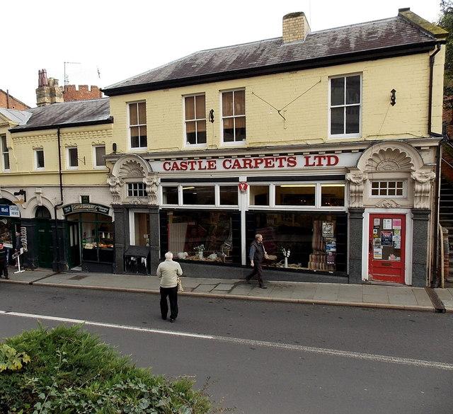 Castle Carpets Ltd, Shrewsbury