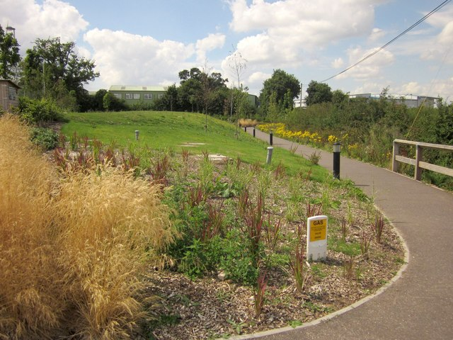 Path, Silverdown Business Park