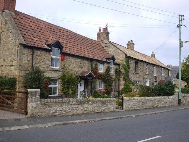 Leazes Cottage and Evenwood, Jubilee Road, Ovington