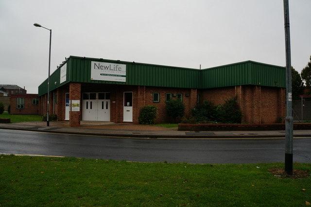 New Life Christian Centre on Bridlington Avenue