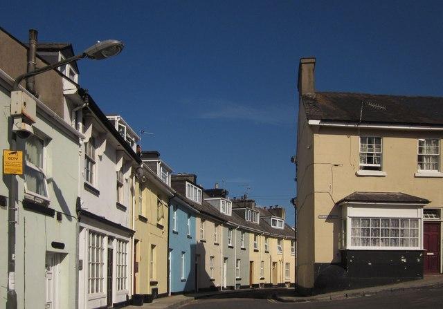 Melville Street, Torquay