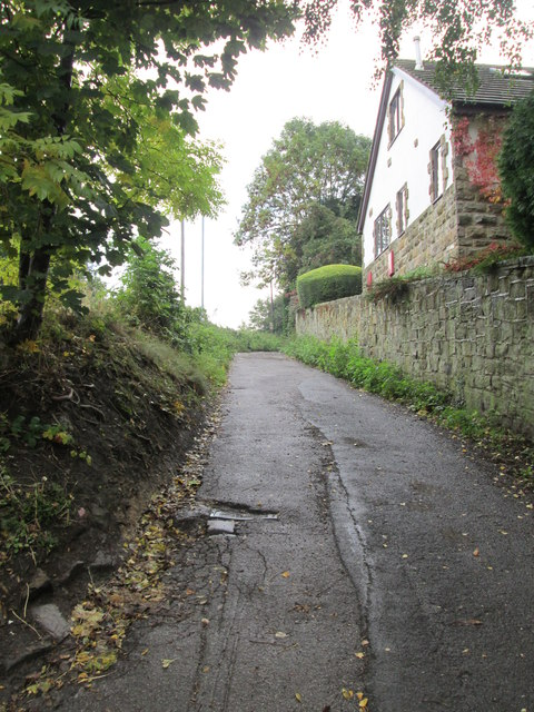 Red Hall Lane - Bradford Road