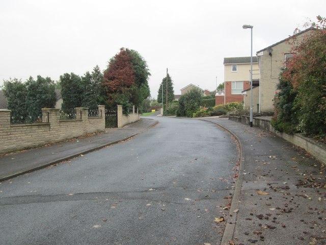Snow Hill Rise - Bradford Road