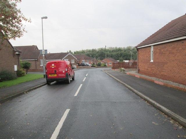 Whitehall Rise - Bradford Road