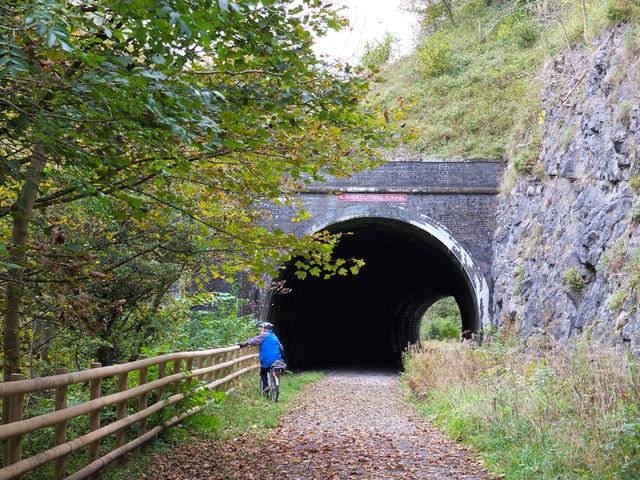Rusher Cutting Tunnel
