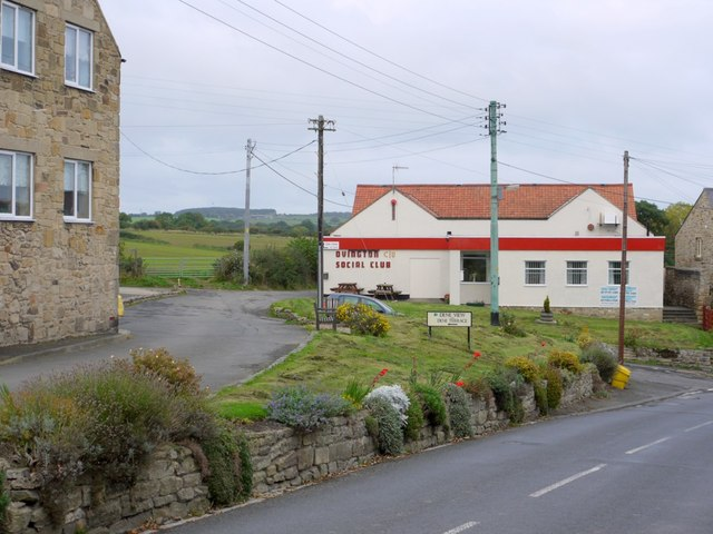 Ovington Social Club