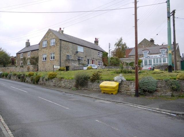 Dene View and Holly House, Ovington