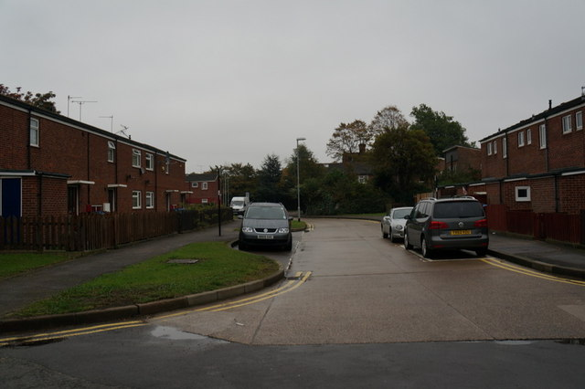 Symons Close off Bridlington Avenue, Hull