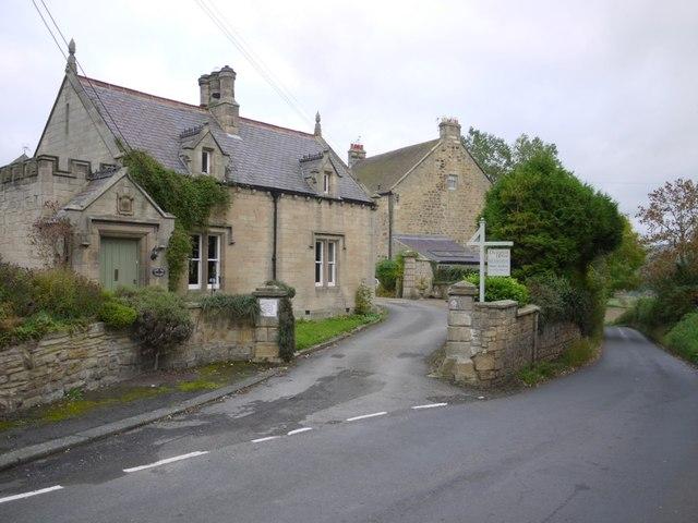 East Cottage & Ovington House