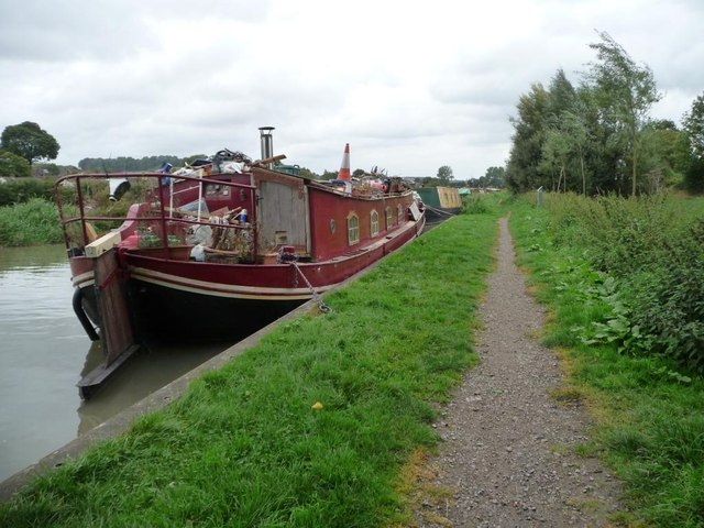 Kennet & Avon towpath, Great Bedwyn