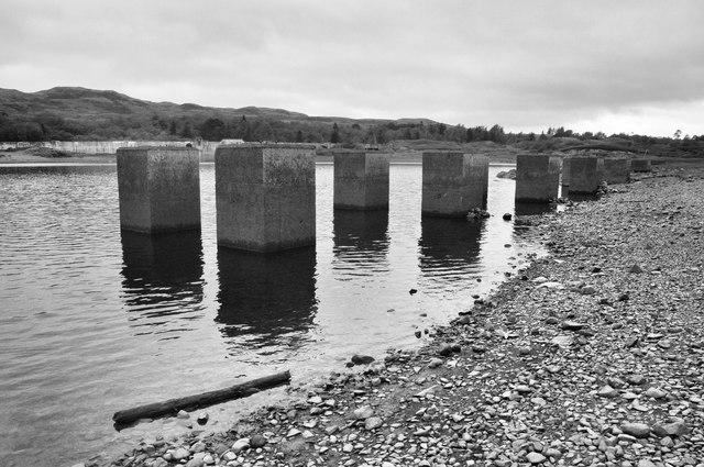 Loch Doon Blocks