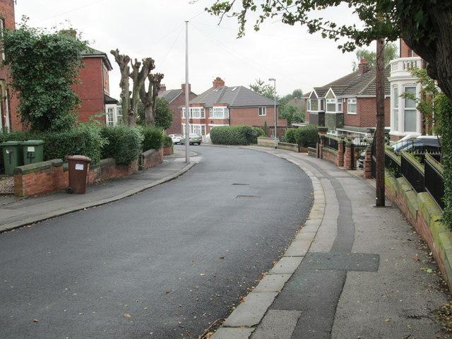 Cyprus Street - Bradford Road