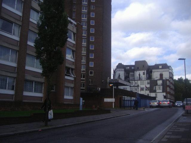 Lodge Road, St John's Wood