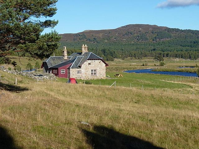 Inverchandlick Cottage