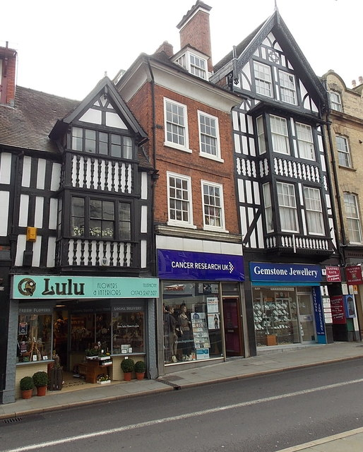 Lulu in Shrewsbury