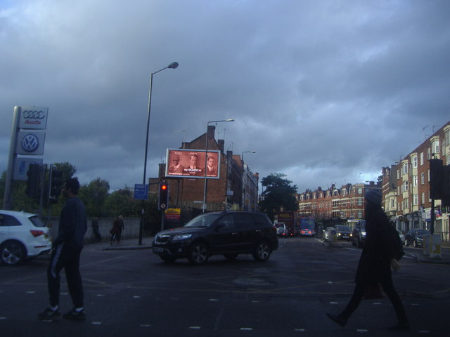Finchley Road, Hampstead